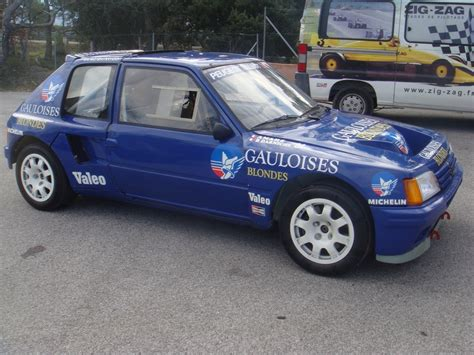 Peugeot Rally Car by Peugeot Rally Car D