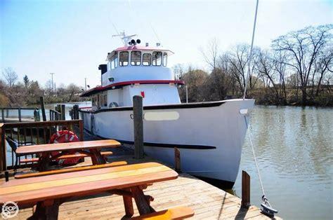 Yamaha Boats Grand Rapids by 1982 Tugboat Work Boat Grand Rapids Michigan Boats
