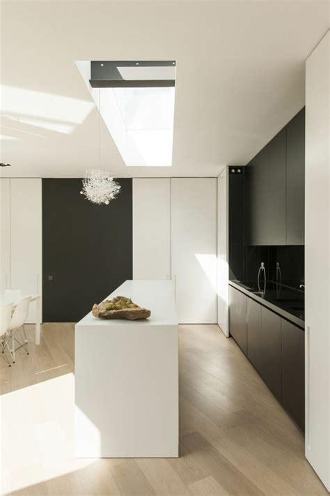 decoration cuisine noir et blanc davaus decoration pour cuisine noir et blanc avec