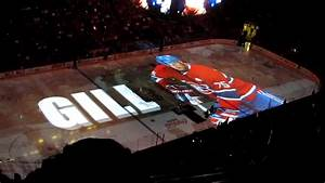 Habs' rink surface displays full-motion video - Sign Media