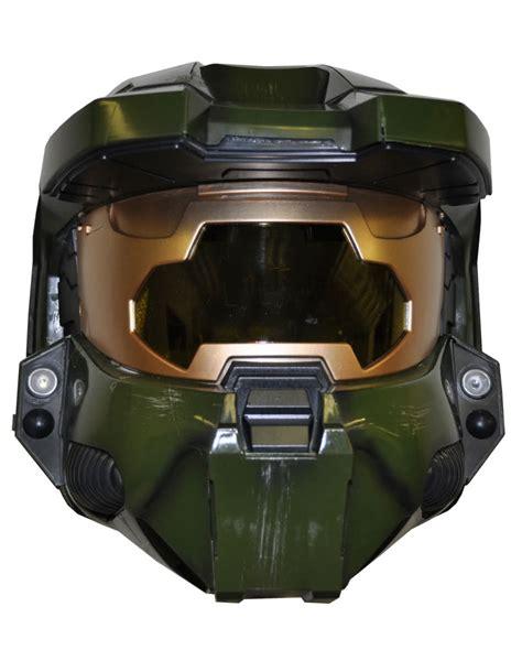 Halo 3 Master Chief Deluxe Helmet Original Master Chief