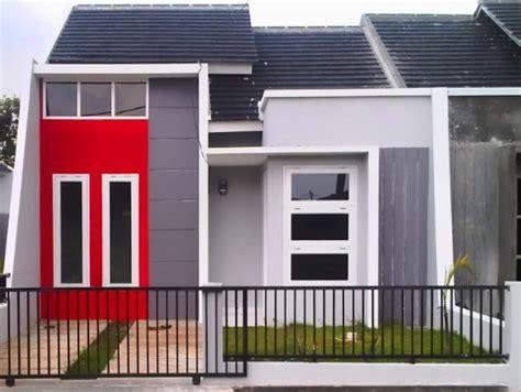 warna cat rumah sederhana  indah  dekorasi
