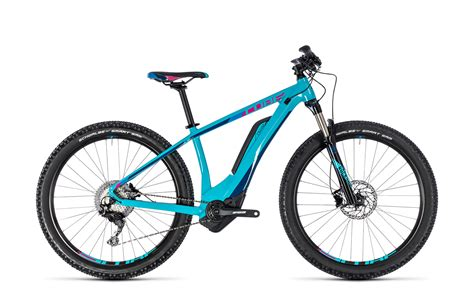 e bike mtb damen cube access hybrid race 500 27 5 29 damen pedelec e bike mtb t 252 rkis pink 2018 top