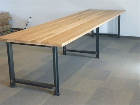 metal legs for a desk rustic table legs square metal industrial frames custom