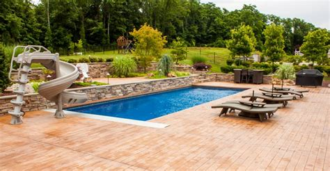 mortex kool deck contractors pool decks swimming pool deck design photos info