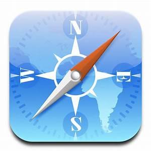 Safari iPhone icon - a photo on Flickriver