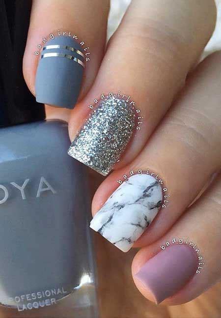 acrylic nail designs  winter styles