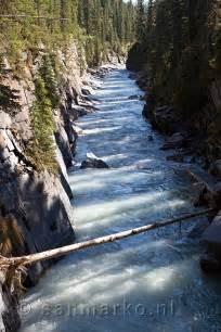 Kootenay National Park Canada Falls