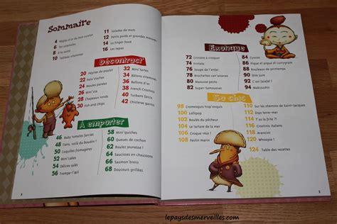 recettes de cuisine pour enfants graine de cuistot tapas finger food livre de cuisine