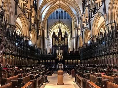 Lincoln Cathedral Quire Pilgrimage British Britishpilgrimage