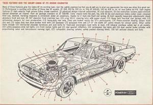 Mean Pony  1968 Shelby Cobra Gt 350