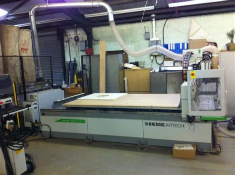 biesse klever cnc router   woodmachinery