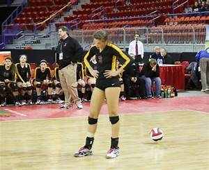 WIAA State Girls Volleyball DeForest Runs Out Of Gas Late