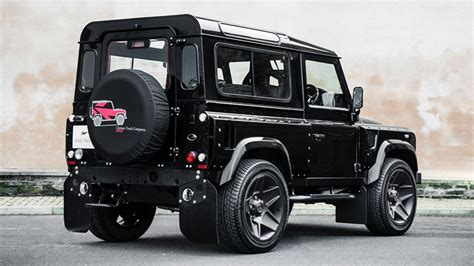 It's The End Of The Kahn Land Rover Defender  Top Gear