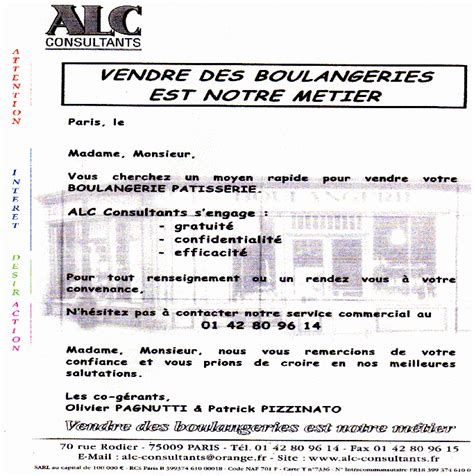 modele lettre prospection commerciale gratuite modele de lettre de prospection contrat de travail 2018