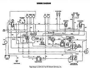 Wiring Diagram Database  Troy Bilt Riding Lawn Mower Parts