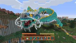 Minecraft For Xbox Will Receive New Features And A Chinese