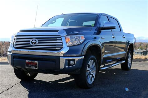It's also been on sale for an incredibly long time without a full redesign, meaning its makers have had more than enough time to shake out any. 2015 Toyota Tundra Limited | Rocky Mountain Eurosport
