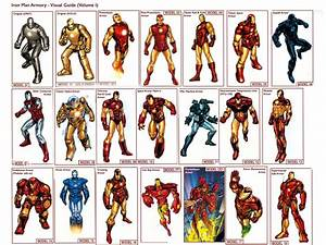 The Avengers Retrospect: Iron Man's Armory [UPDATED ...
