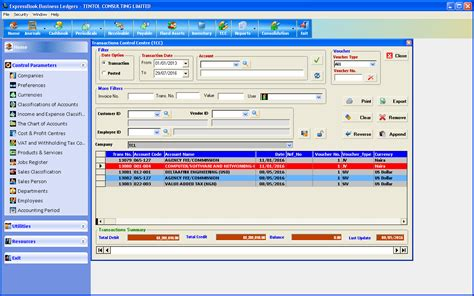 Accounting Software Types And Classifications David
