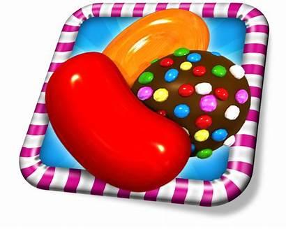 Crush Candy Saga App Mobile Update Transparent