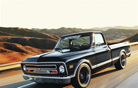 Chevrolet C 10 by Autorant 1969 Chevrolet C10 Up Truck