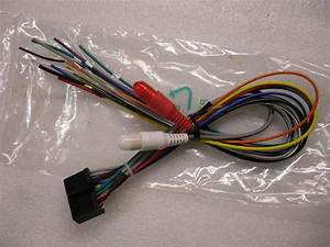 Jensen Wire Harness Cd3210x
