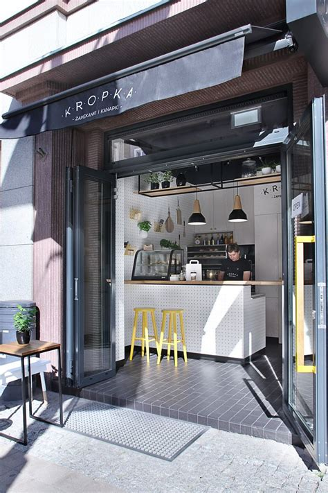 Small coffee shop design offers customizable options to completely fit in your requirements. The 25+ best Small cafe design ideas on Pinterest | Small coffee shop, Cafe design and Small cafe