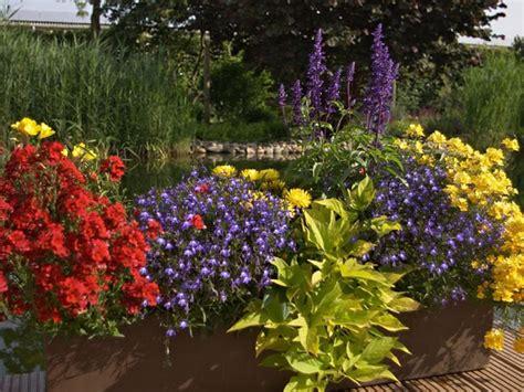 Blumenkästen Bepflanzen Ideen by Balkon Bepflanzen Ideen