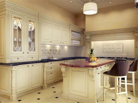 model classic kitchen