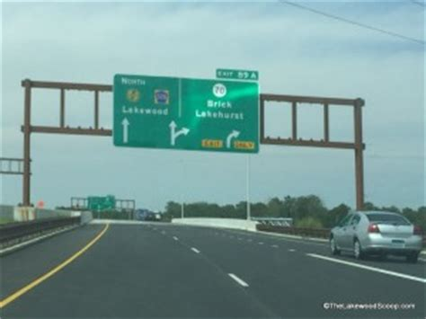 on garden state parkway south the lakewood scoop 187 photos all new local gsp exits now