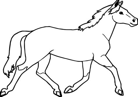 horses to color arabian coloring page wecoloringpage