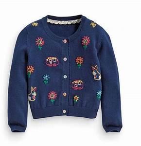 Children Sweaters Handmade Flowers Cars Rabbits Design ...