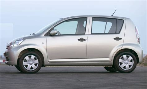 Daihatsu Sirion Photo by 2005 Daihatsu Sirion Photos Informations Articles