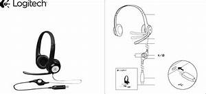 Logitech Corded Headset H390 User Guide