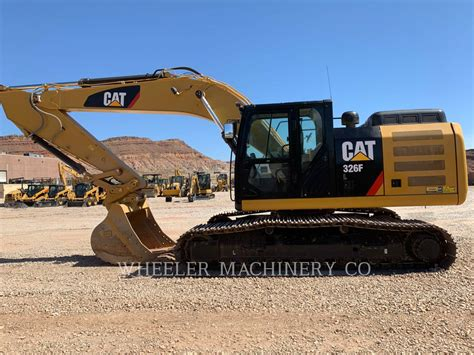 Reviews.com rates img as the best travel insurance company, earning a 4.75 out of 5. Used 2019 Caterpillar 326F L for Sale | Wheeler Machinery Co.