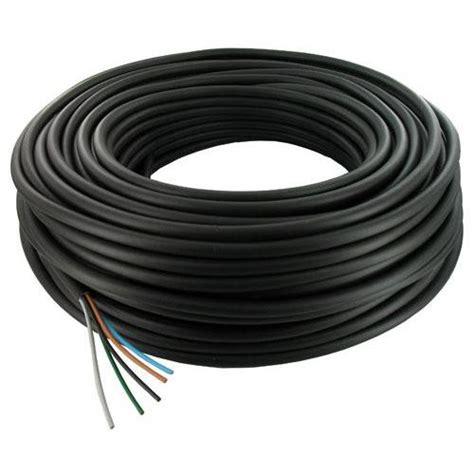 cable electrique pour exterieur cable 233 lectrique r2v 5g1 5 mm 50m achat vente c 226 ble fil gaine les soldes sur