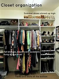 closet organization tips Fall Closet Organization and Tips for Staying Organized