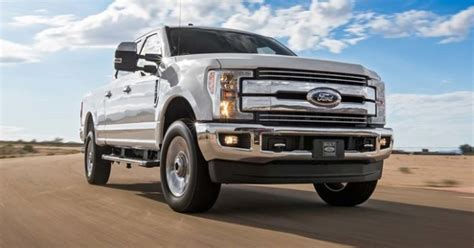 2018 F250 Changes