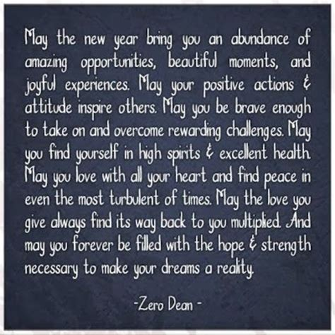 Inspirational New Year Quote by 30 Inspirational New Years Quotes