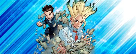 dr stone chapter  release date raw scans spoilers