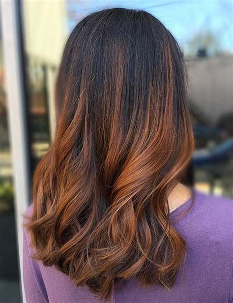 Brown Highlights On Brown Hair Ideas by Brown Hair With Highlights And More Ideas Hair