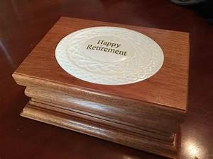 Bling box – Retirement gift Mick Martin Woodworking