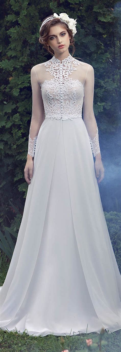 Fall Garden Wedding Attire milva 2016 wedding dresses gardens collection