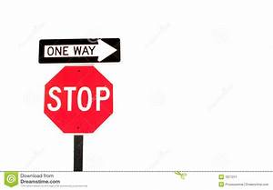 Stop And Go : stop and go one way stock image image 7877311 ~ Medecine-chirurgie-esthetiques.com Avis de Voitures
