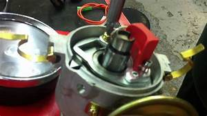 Fitting Accuspark Electronic Ignition Conversion Kit