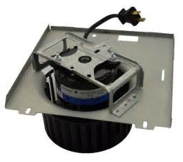 broan vent blower motor assembly with blower wheel 120v
