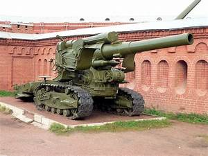 Russian WWII Howitzer 203mm M1931 B4. That's one big hunk ...