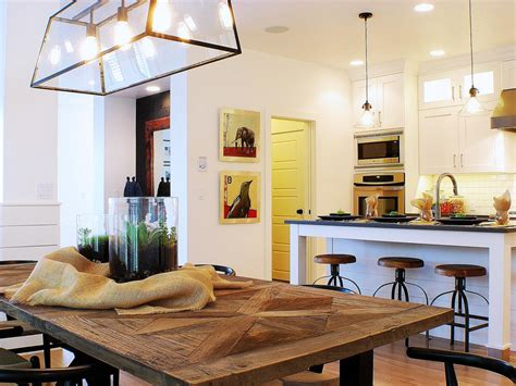 Decorating Ideas For Kitchen Tables by Kitchen Table Design Decorating Ideas Hgtv Pictures Hgtv