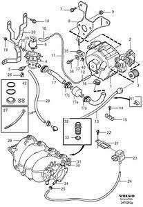 2004 Volvo V40 Plug  Propulsion